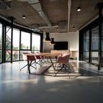 glass meeting room