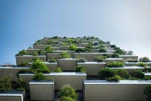 green terrace building